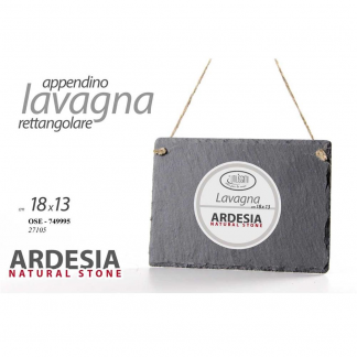 OSE/LAVAGNA ARDESIA 18*13CM 27105